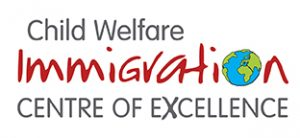 Logo: Child Welfare Immigration Centre of Excellence